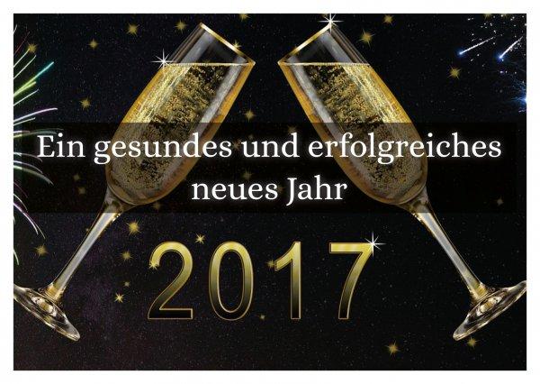 Ein gesundes und erfolgreiches neues Jahr 2017 – SV Schöfweg